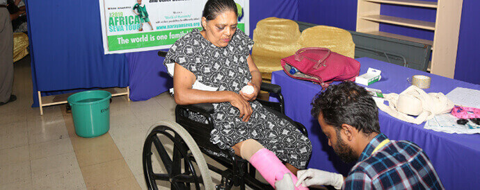 Free Of Cost Artificial Limbs